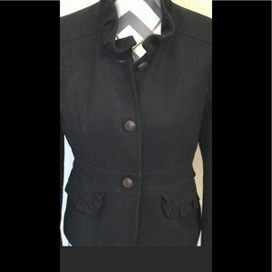 J Crew fitted wool blazer